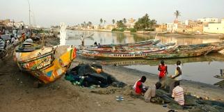 Saint-Louis, Sénégal. 2009