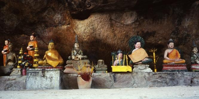 Phnom Kulen, Cambodge. 2003