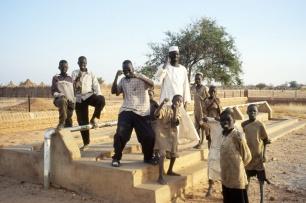 Nyala, Darfour, Soudan. 2002