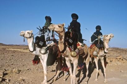 Aïr, Niger. 1987
