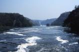 Murchison Falls, Ouganda. 2001