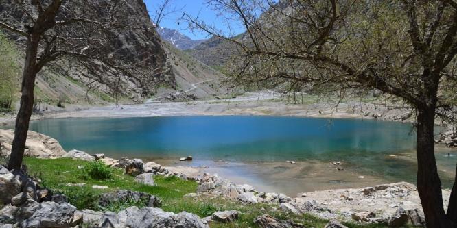 Haft Kul, Tadjikistan. 2013
