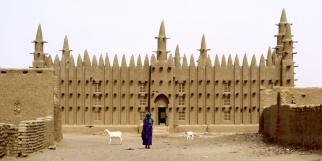 Kouenza, Mali. 1990