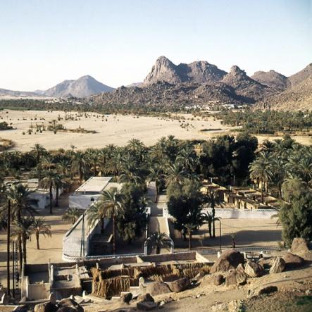 Djanet, Algérie. 1971