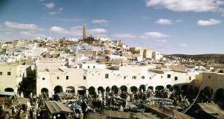 Ghardaïa, Algérie. 1971